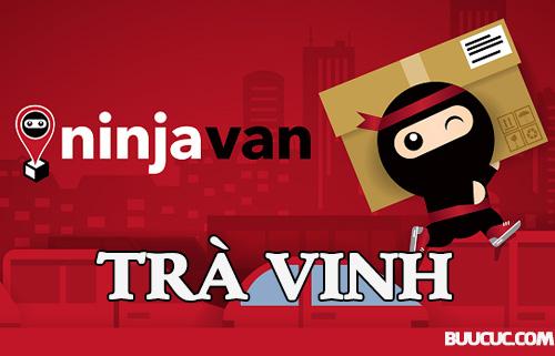 Ninja Van Trà Vinh