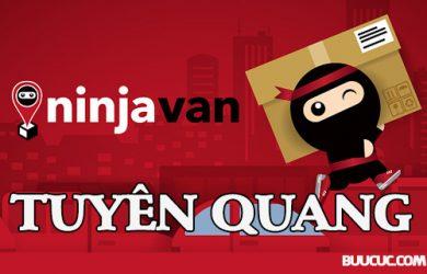 Bưu cục Ninja Van Tuyên Quang