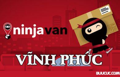 Ninja Van Vĩnh Phúc