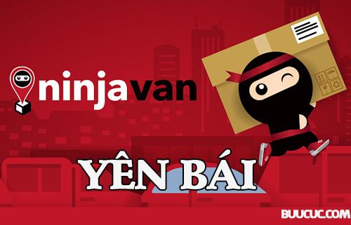 Bưu cục Ninja Van Yên Bái