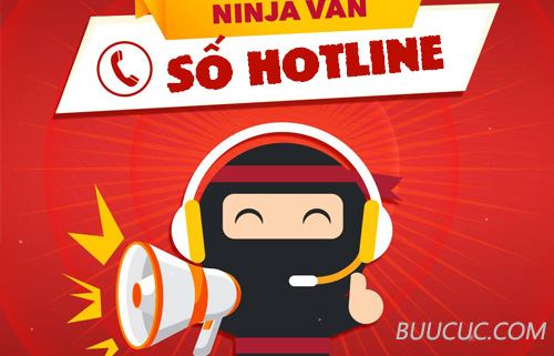 Tổng đài Ninja Van
